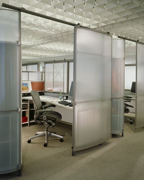Corporate intelligent interiors for Office interior solutions