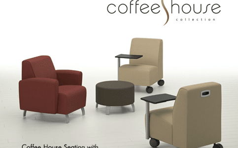 Integra Coffeehouse With New Clean Out For Healthcare Environments