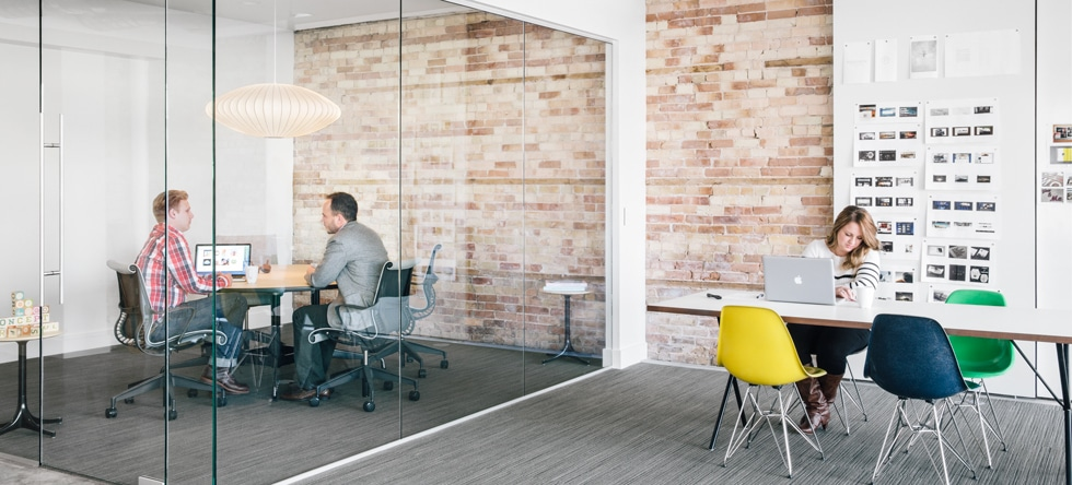 Case Study Concept A IiSPACES Stunning Herman Miller Office Design