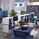 Living Office Optimizes Workspace for Modern Work Styles
